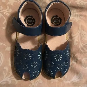 Livie and Luca sandals, blue